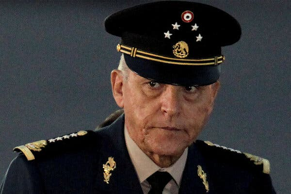 AMLO ordena desclasificar nota diplomática que envió México a EU sobre caso Cienfuegos