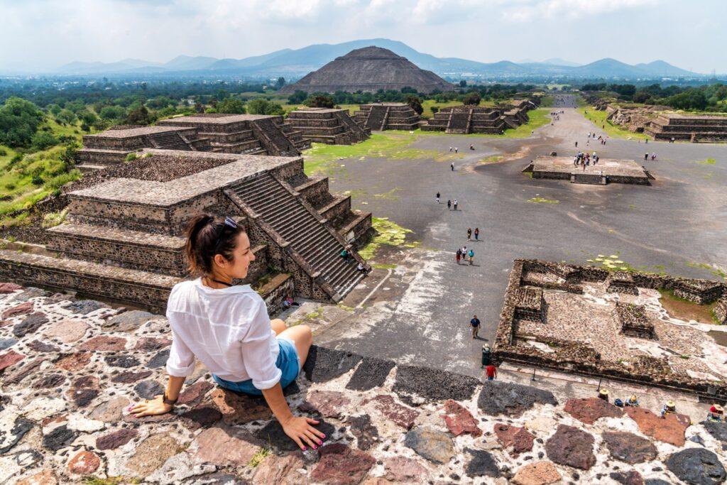 Cae turismo internacional en México