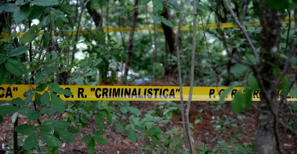 Encuentran más fosas clandestinas y restos humanos en Acámbaro, Guanajuato