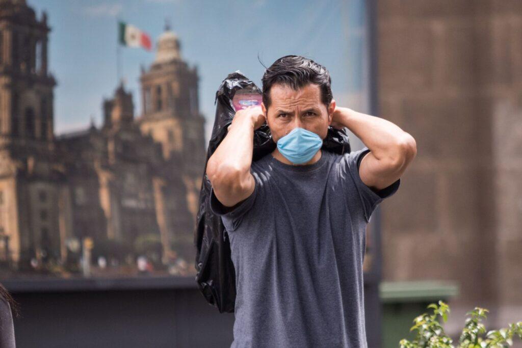 México se mantiene a la alza con 11 mil 897 nuevos casos de Covid-19