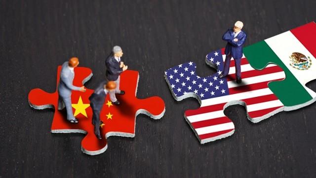 México ya no es el primer socio comercial de EU, China toma su lugar