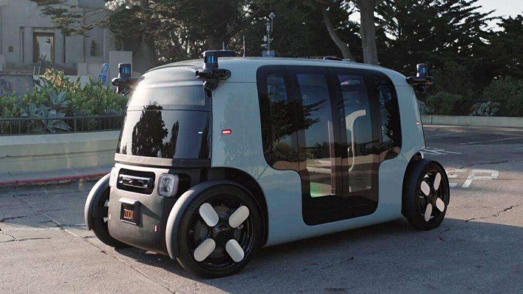 Zoox, el coche autónomo de Amazon, competirá contra Didi y Uber