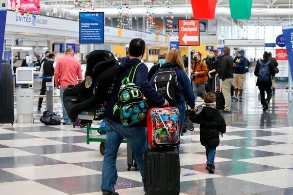 Estados Unidos exigirá a todos los viajeros que se sometan a la prueba Covid-19