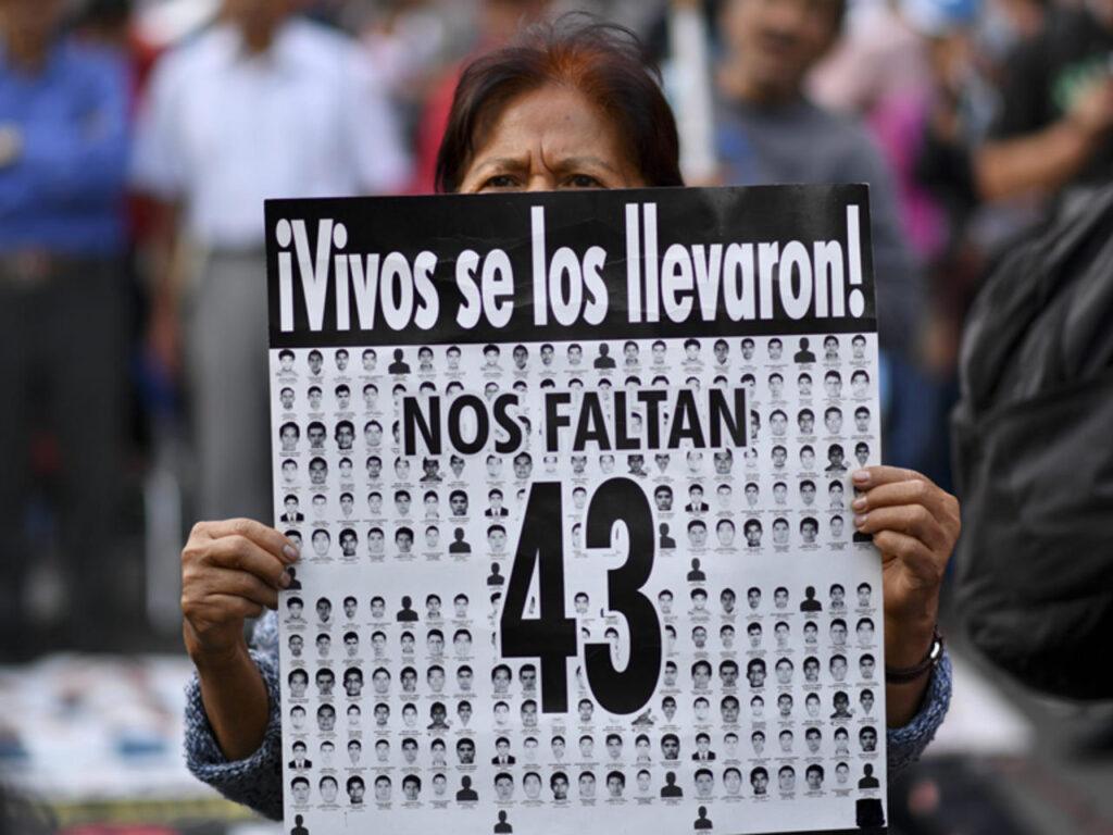 López Obrador confirma testigo que implica a soldados en el secuestro de 43 estudiantes de Ayotzinapa