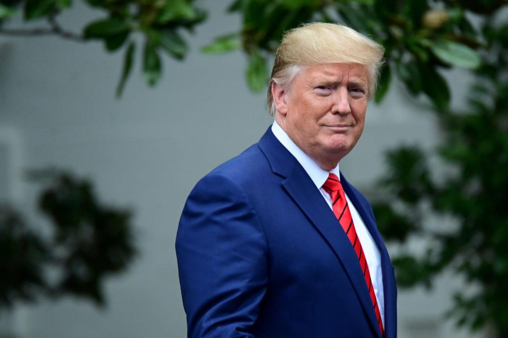 """Trump advierte que el juicio político por disturbios en el Capitolio es un """"tremendo peligro"""" para Estados Unidos"""