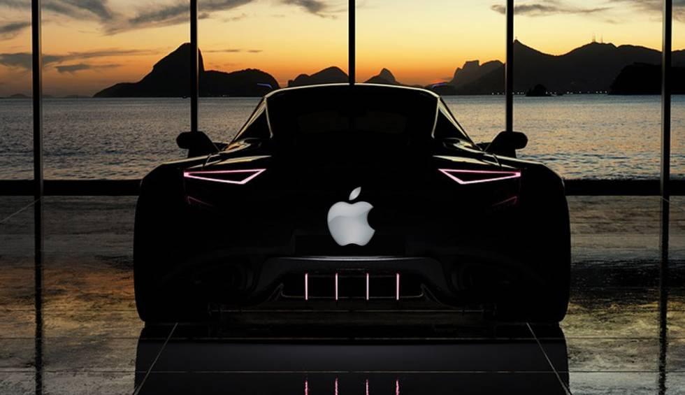 Apple fabricaría su auto sin una empresa automotriz de renombre