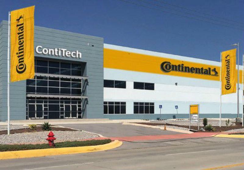 Continental de Alemania invertirá 60 millones de euros en San Luis Potosí