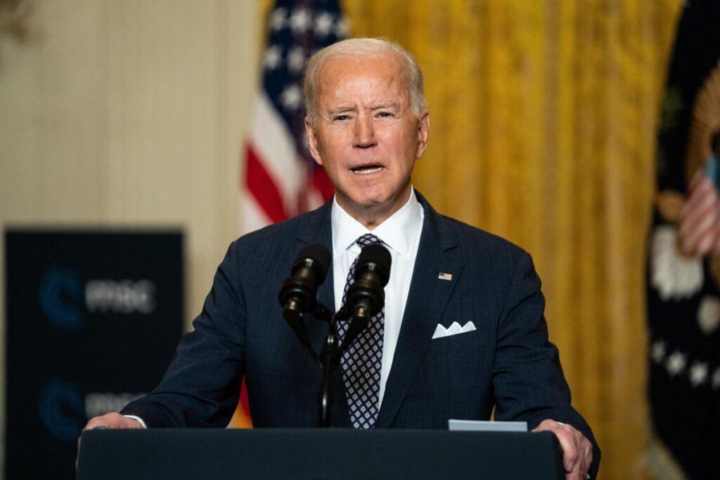 Estados Unidos responderá si Corea del Norte intensifica uso de misiles: Biden