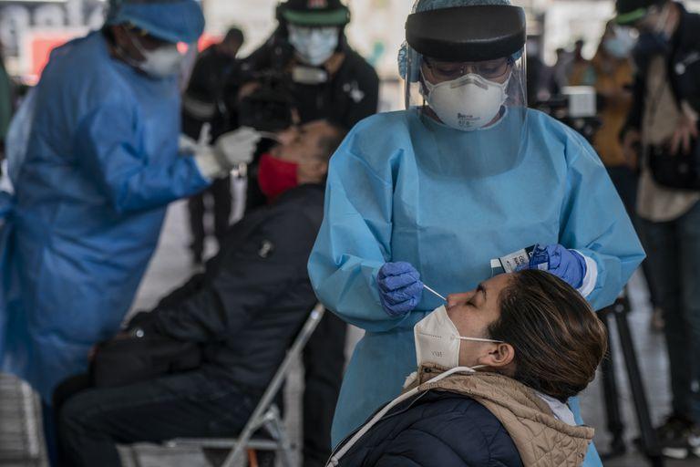 Muertes por coronavirus en México: 187,187; 1,035 en 24 horas