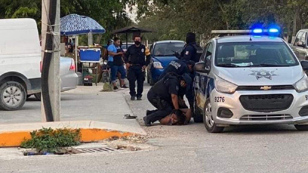 Policía municipal de Tulum asesina a Victoria Salazar, mujer salvadoreña