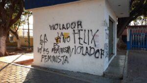 Protestas en Chilpancingo y CDMX contra candidatura de Salgado Macedonio