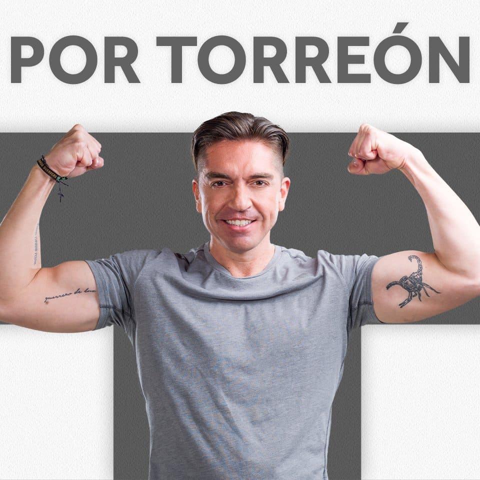 En encuesta interna se decidió que Luis Fernando Salazar sea el candidato de Morena a presidente municipal de Torreón.