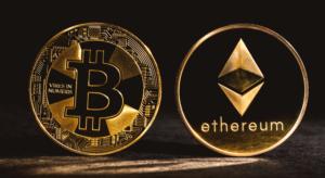 Bitcoin y Ethereum registran ganancias superiores al 30% en marzo