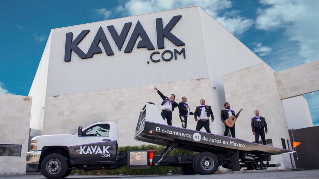 Startup mexicana Kavak recaudó 4 mil mdd