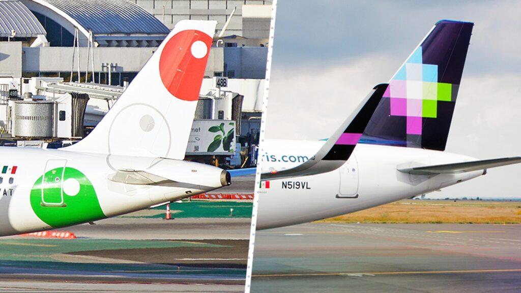 Volaris y Viva Aerobús asumen el vacío dejado por Interjet