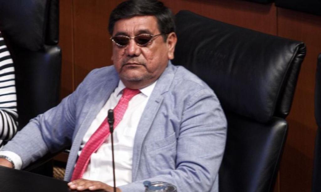 Felix Salgado Macedonio en la Cámara de Diputados