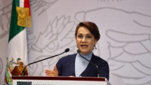 Dolores Padierna conoce las necesidades de la alcaldía Cuauhtémoc.