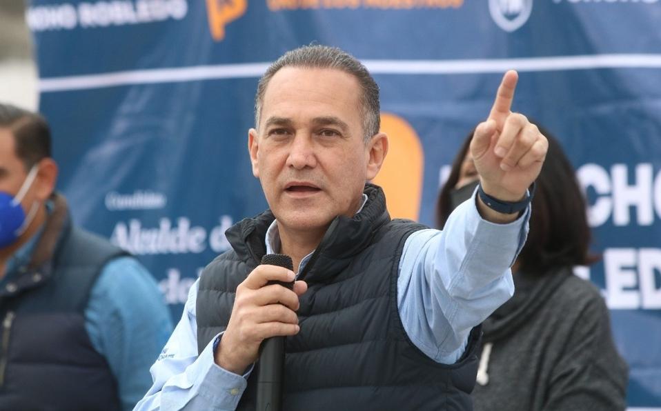 El PAN en Nuevo León quedó fracturado debido a Fernando Larrazábal y su candidatura a gobernador del estado.