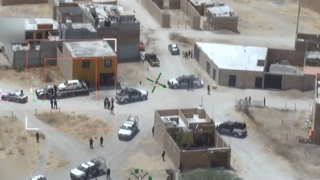 En San Miguel de Allende, Guanajuato, la tecnología está al servicio de las fuerzas policiales.
