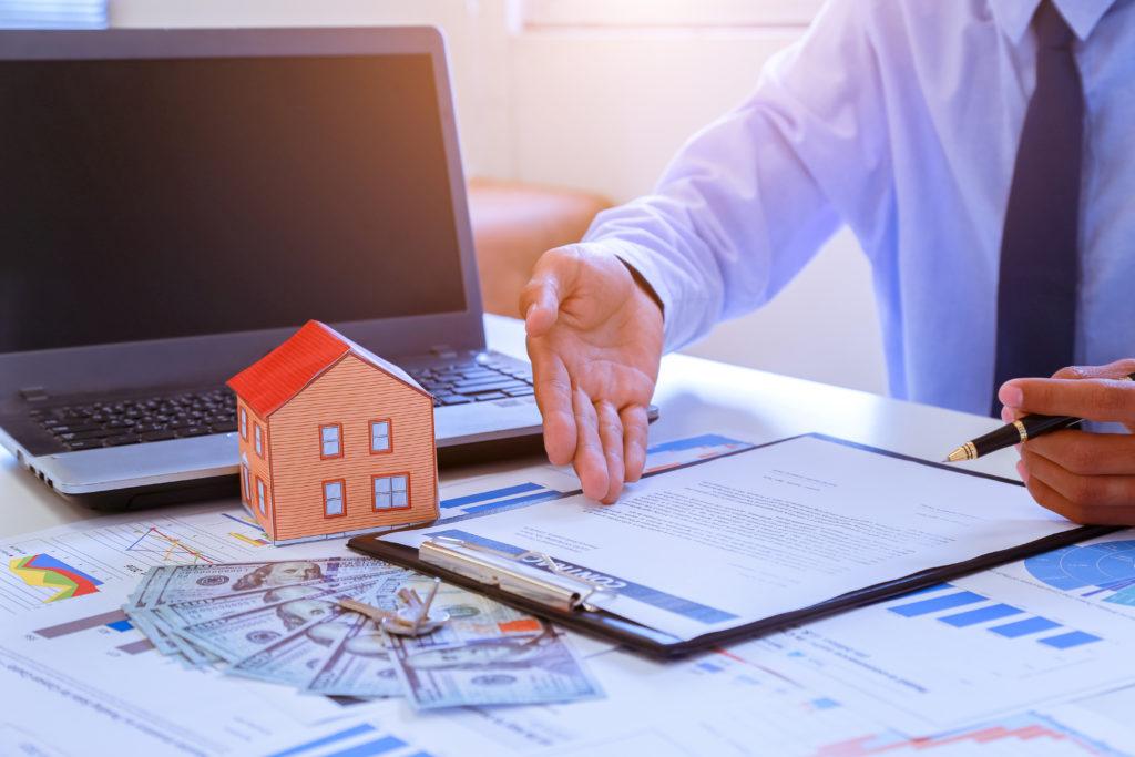 Luis Domingo Madariaga considera la inflación como factor de aumento en el costo de las viviendas.